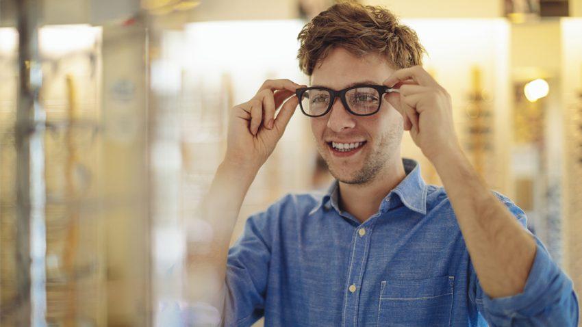 Voller Durchblick: In 6 Schritten zur perfekten Brille