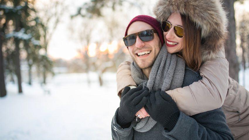 Unterschätztes Risiko: Warum Sonnenbrillen auch im Winter wichtig sind