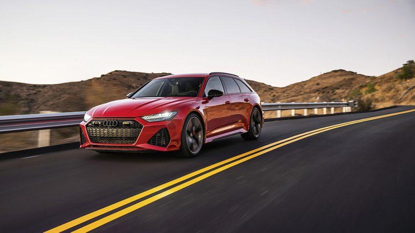 Audi RS 6 Avant: Protonenkanone