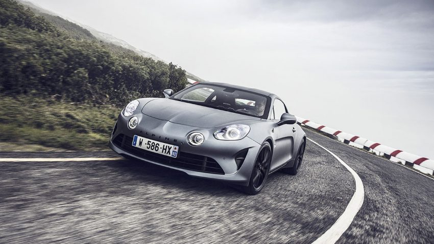 Alpine A110 S: Mehr Bums, mehr Orange