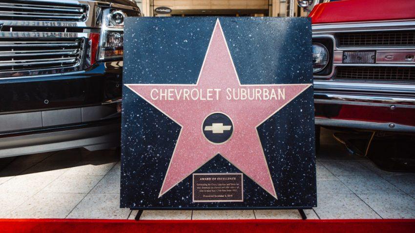 Das erste Auto mit einem Stern am Hollywood Walk of Fame