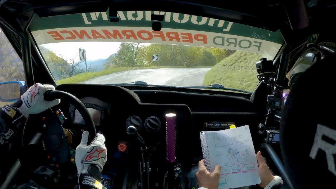 9 Minuten Rallye-Action mit Ken Block [Onboard-Video]