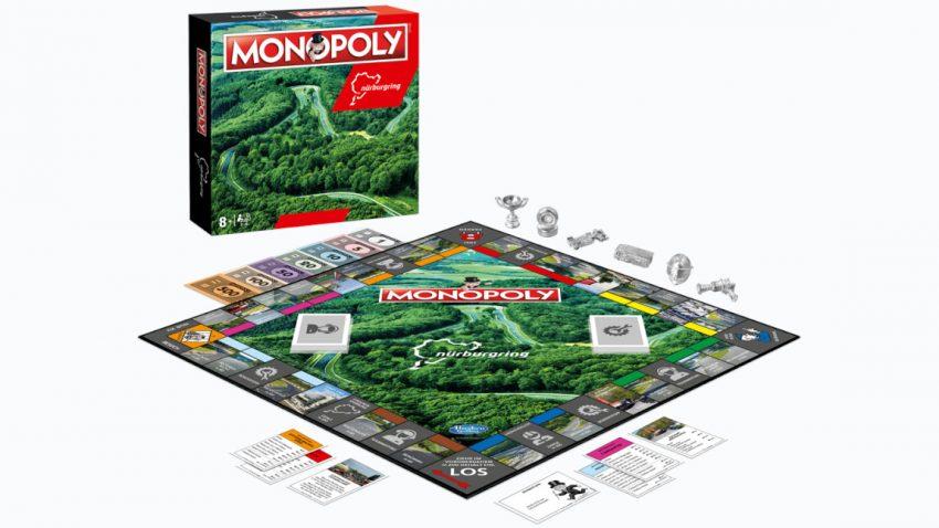 Monopoly für Auto-Fans