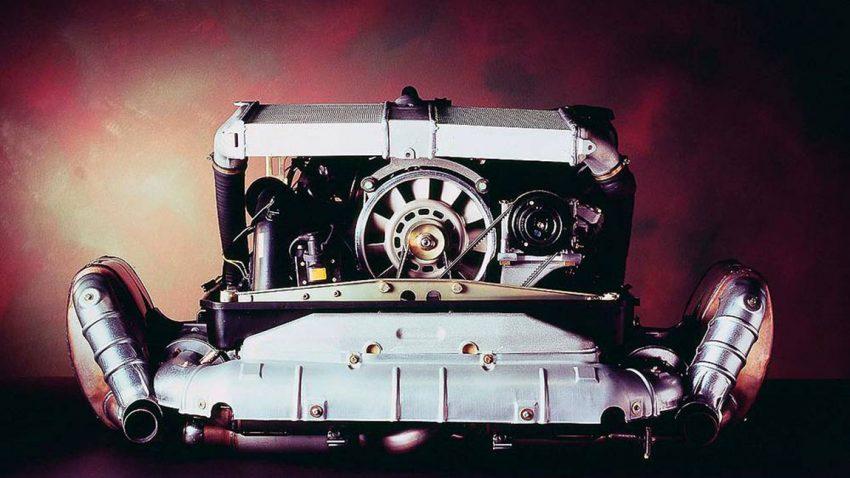 Der Porsche 6-Zylinder-Boxermotor erklärt