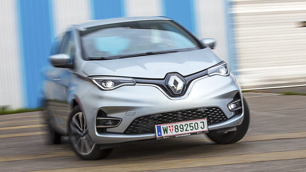Der Renault Zoe