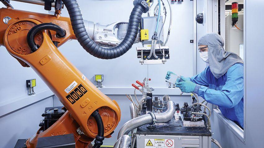 Batterie als neue Kernkompetenz