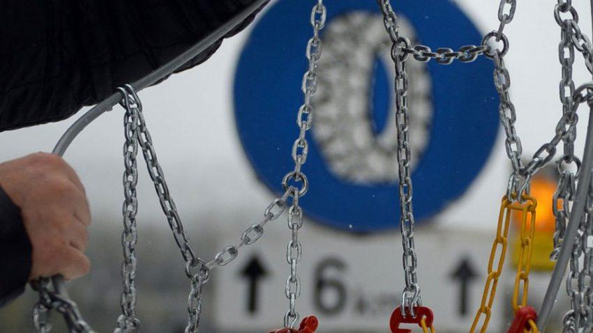 Wo und wann Schneeketten in Österreich Pflicht sind