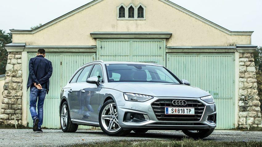 Audi A4 Avant 35 TFSI: Des Kaisers neues Auto