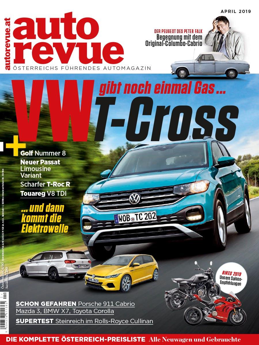 Autorevue Magazin: Ausgabe 4/2019