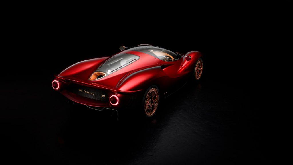 De Tomaso P72: So entsteht ein professionelles Supercar-Foto