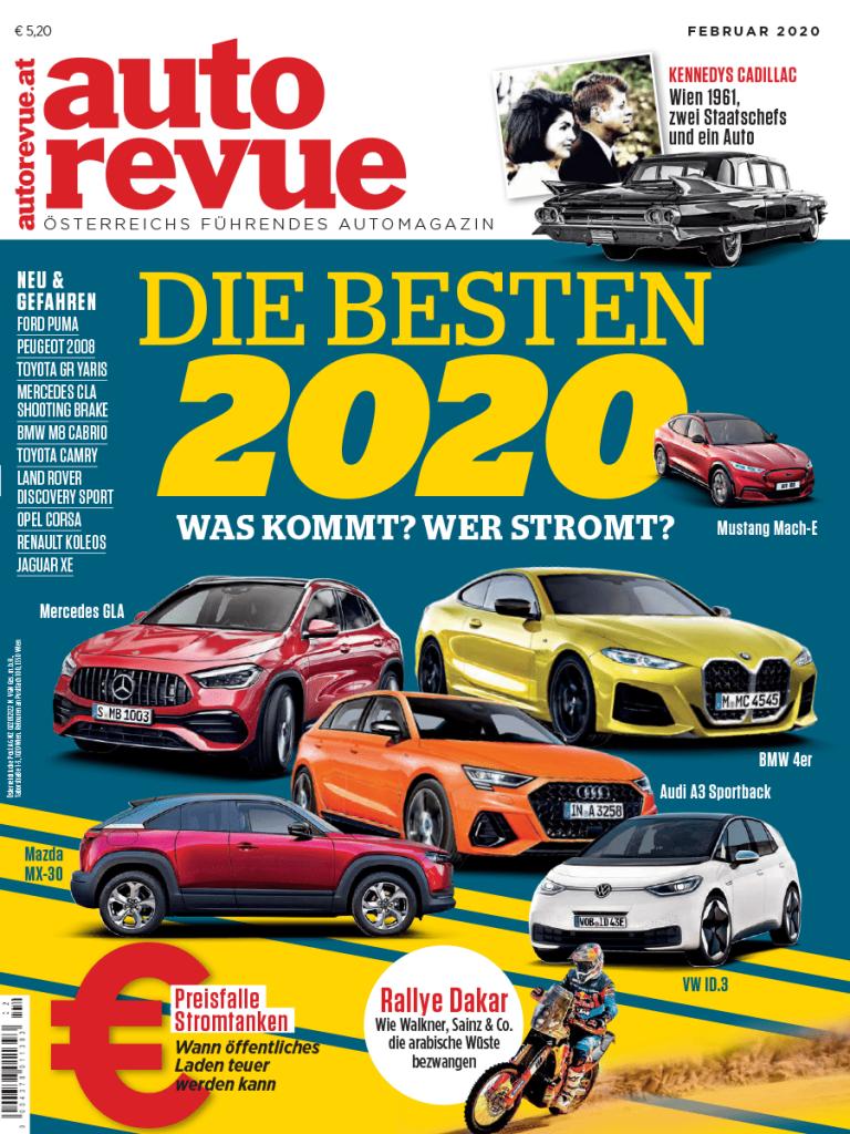 Autorevue Magazin: Ausgabe 2/2020
