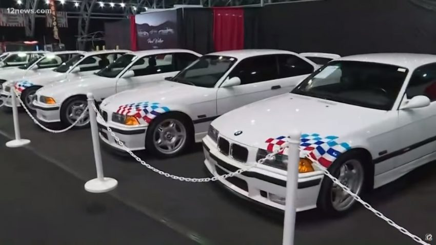 Paul Walkers BMW M3 Lightweight-Sammlung für über eine Million Euro versteigert
