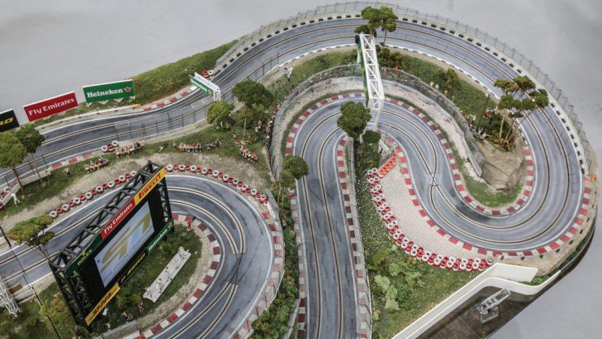 Die 48.000-Dollar-Autorennbahn