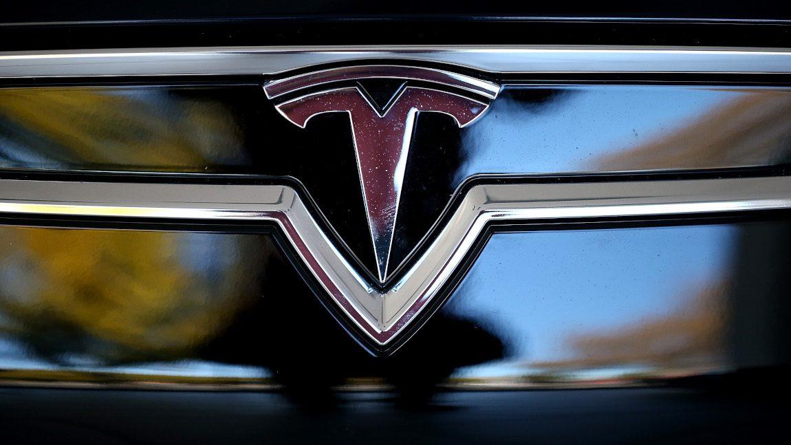 Tesla-Aktie auf Rekordhoch