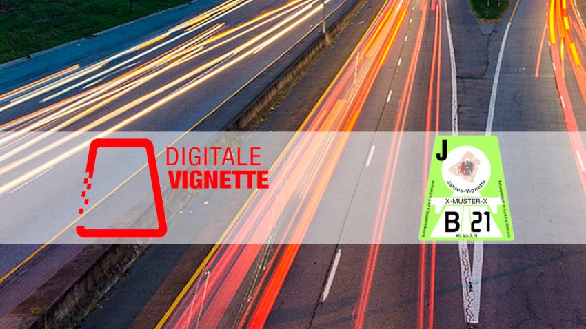 Digitale Vignette 2021: Alle Infos und Preise