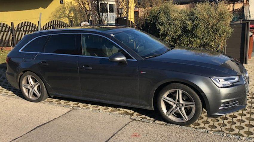 Audi A4 Avant 1,4 TFSI Sport