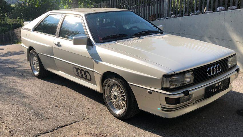 Audi UR-Quattro (verkauft)