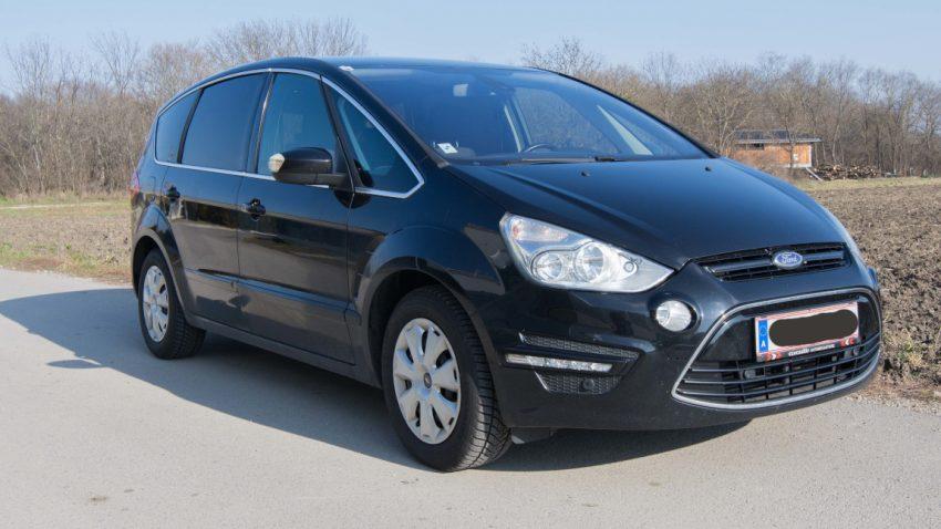 Ford S-Max Titanium EcoBoost 1.6L (verkauft)