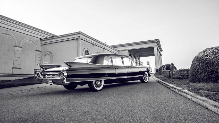 Kennedys Cadillac: Hier geblieben