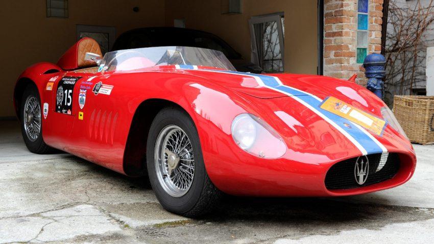 Maserati 350 S