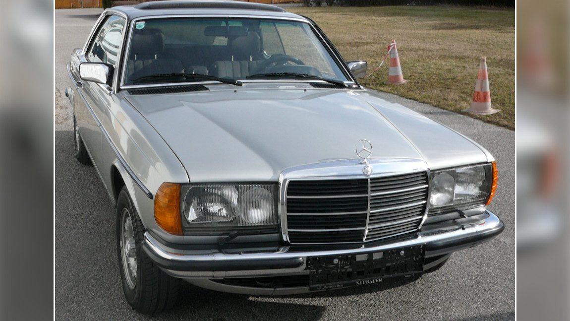 Mercedes 230CE