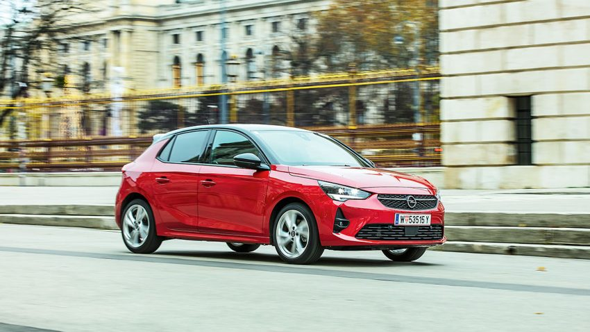 Test Opel Corsa: Was liegt, das pickt nicht