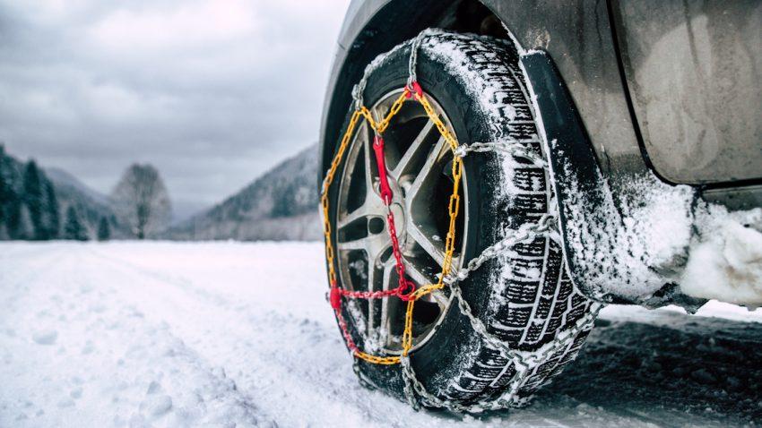 Schneeketten: Diese Bestimmungen gelten in Österreich