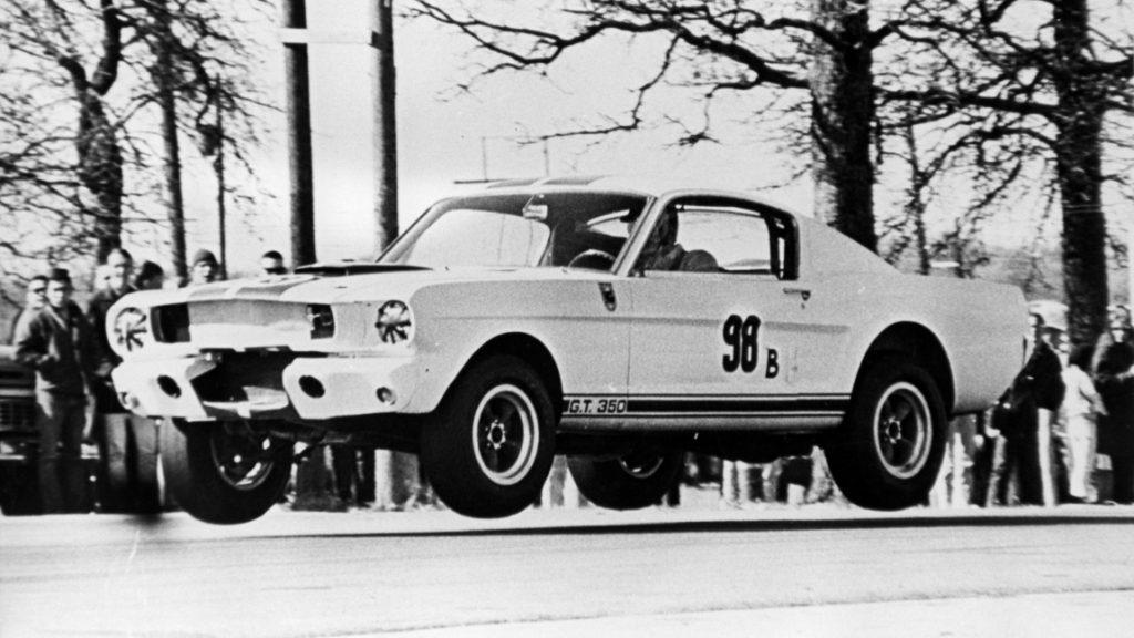 1965er Shelby GT350R Prototyp: Bald der teuerste Mustang aller Zeiten?