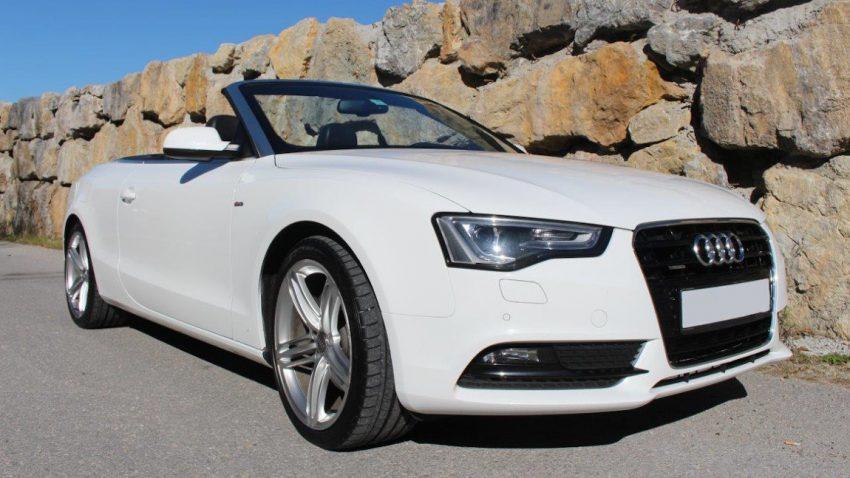 Audi A5 Cabrio 3,0 TDI quattro Sport *3xS-Line*VOLL*LEDER