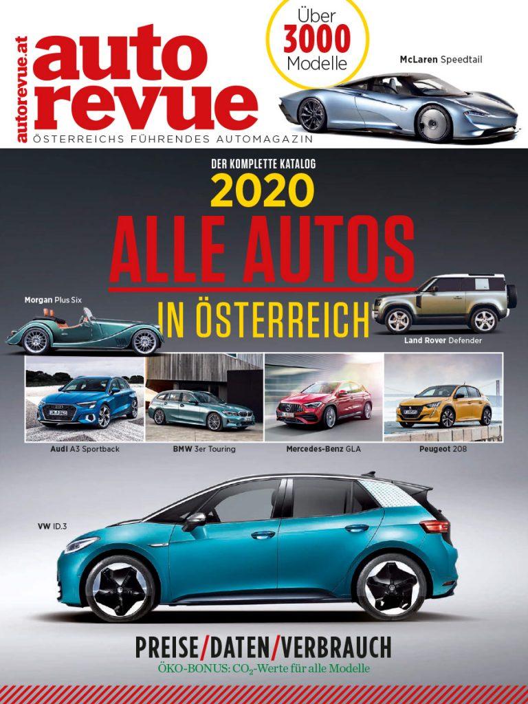 autorevue Katalog 2020