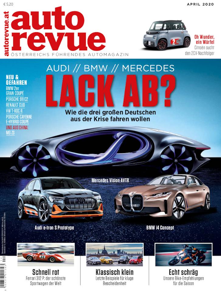 autorevue Magazin: Ausgabe 4/2020