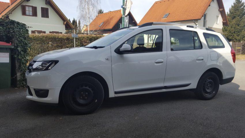 Dacia Logan MCV Supreme TCe 90PS Easy Kombi Automatik