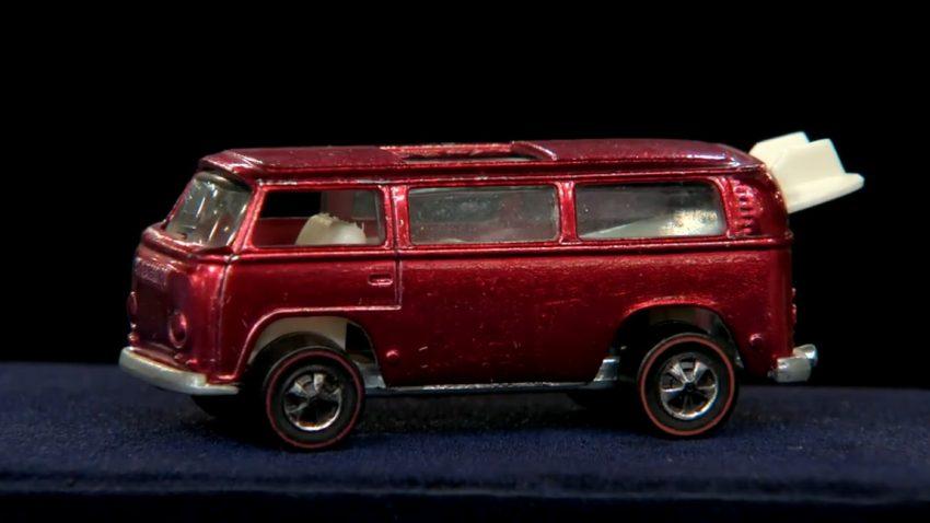 Dieser Hot Wheels-VW Bus ist ein Vermögen wert