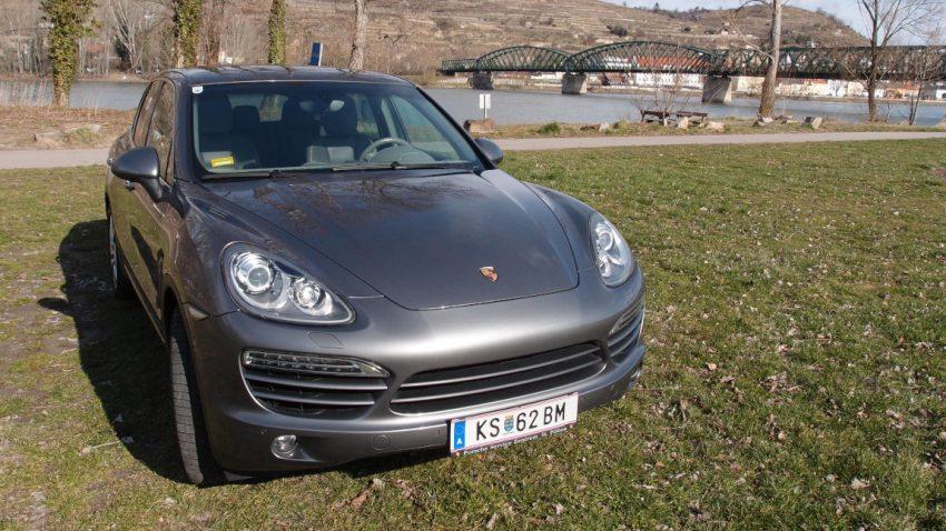 Porsche Cayenne II, 3,0 Diesel, Aut.