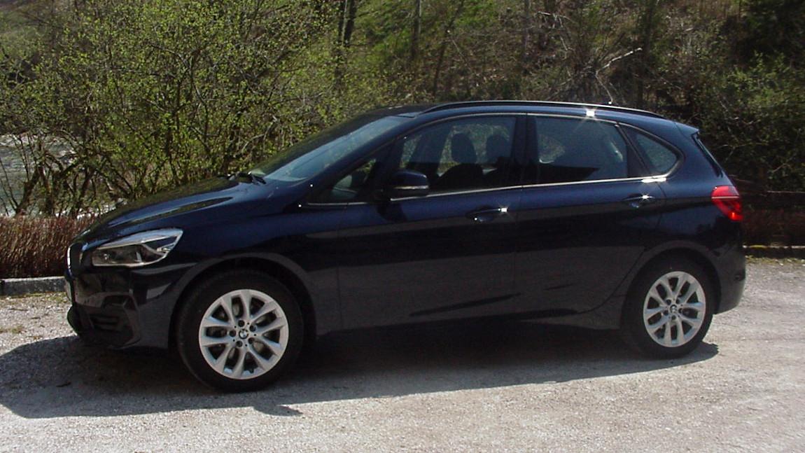 BMW 218d xDrive Active Tourer (verkauft)