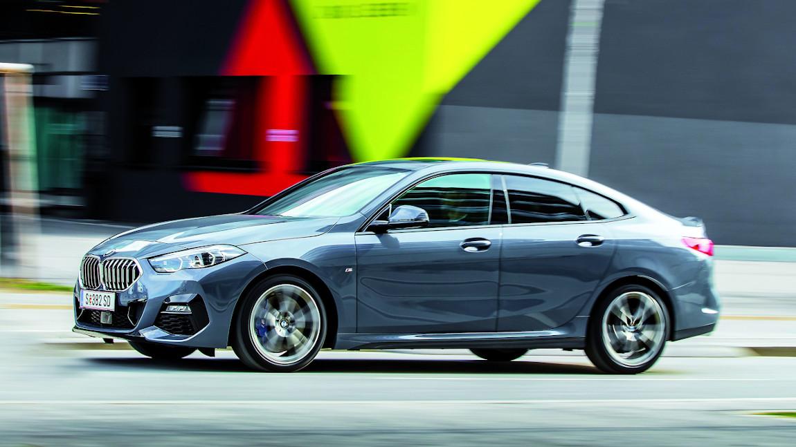 BMW 218i Gran Coupé: Zwei Komma Dreier