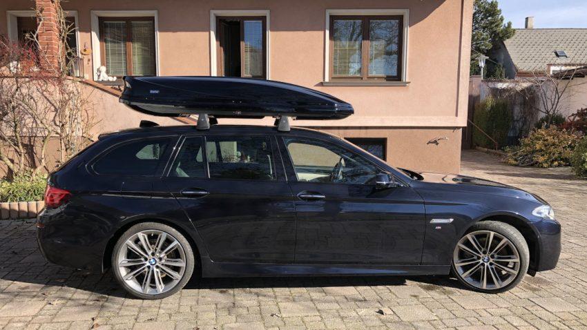 BMW 535d xDrive Österreich-Paket Touring Aut.