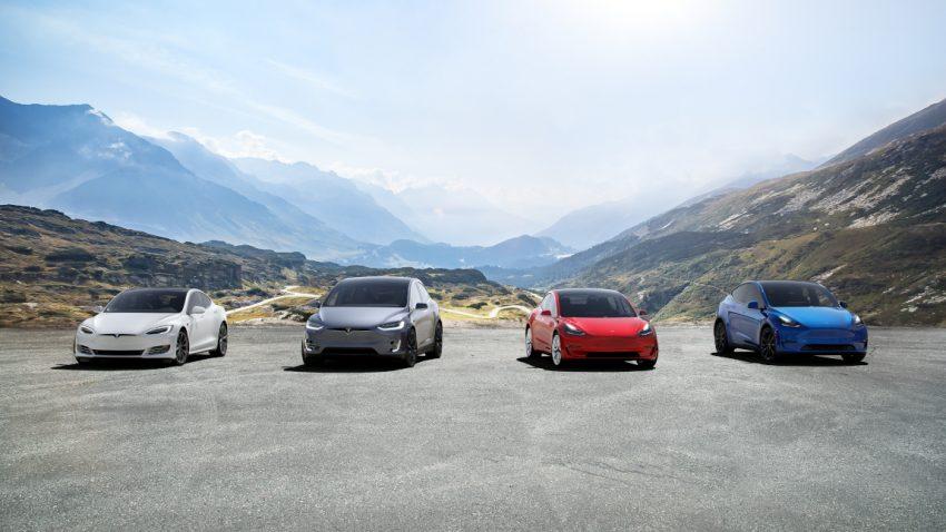 Tesla: Alle Modelle im Überblick [2021]