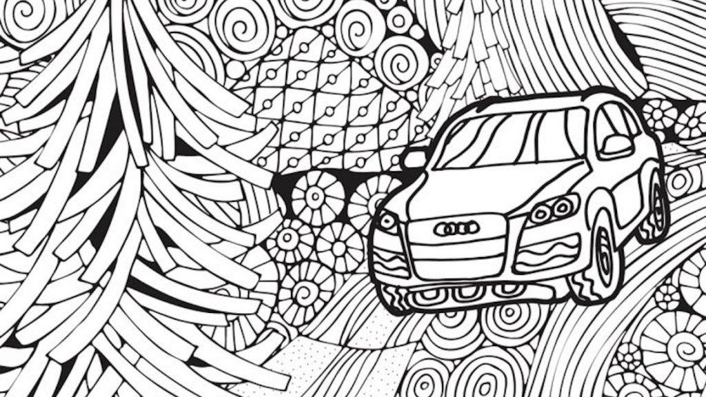 Vom Malbuch bis zum Papiermodell: Kreative Ideen gegen Langeweile