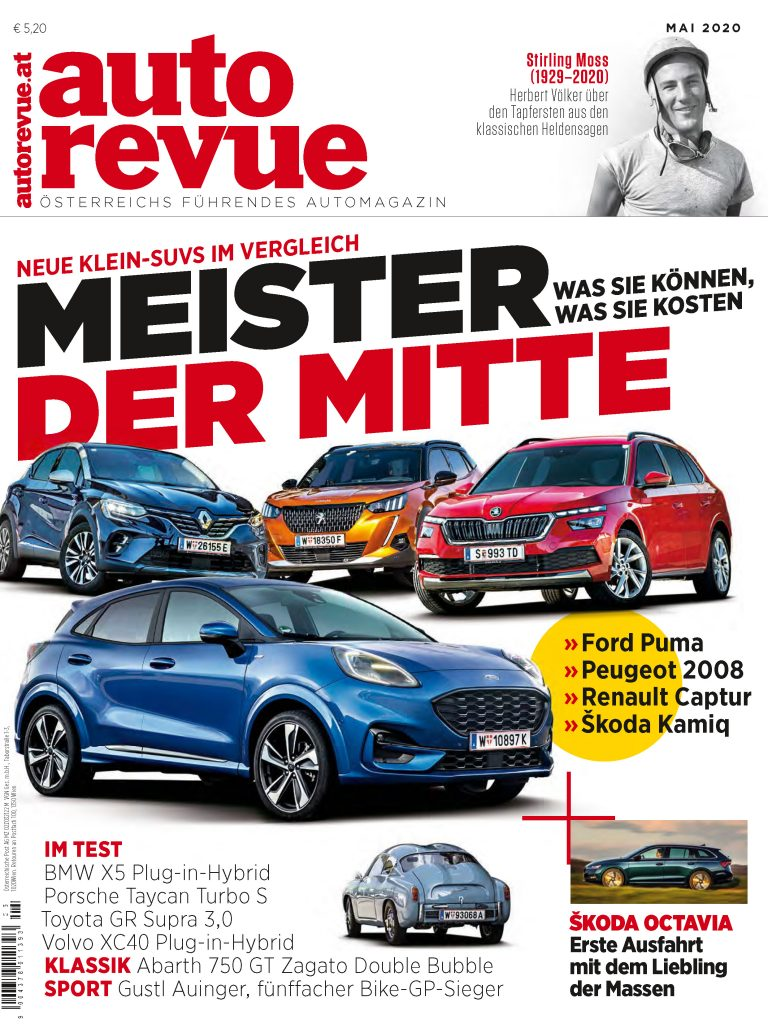 autorevue Magazin: Ausgabe 5/2020