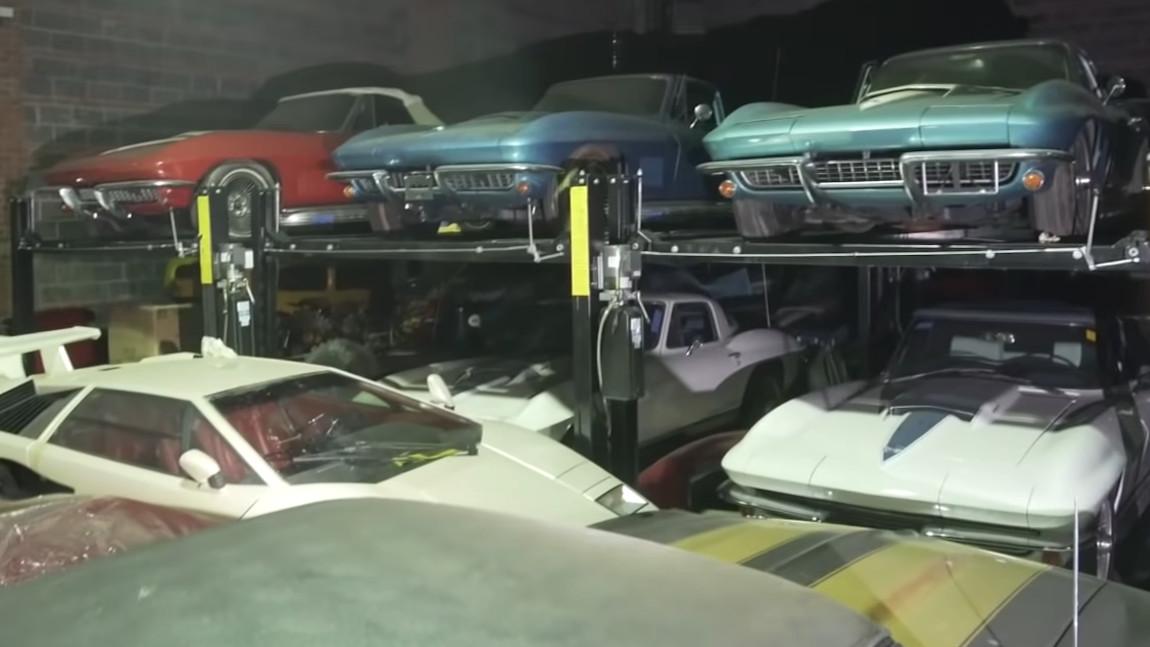 Hier schlummern 300 (fast) vergessene Autoklassiker