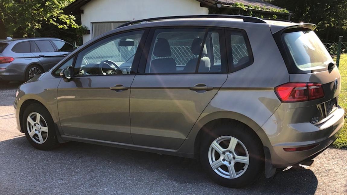 VW Golf Sportsvan Comfortline 1,6 BMT TDI