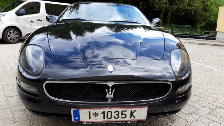 Maserati 4200 Coupé Cambiocorsa