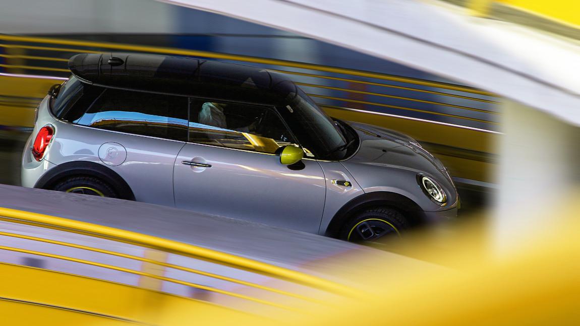 Mini Cooper SE: Straff mit Strom