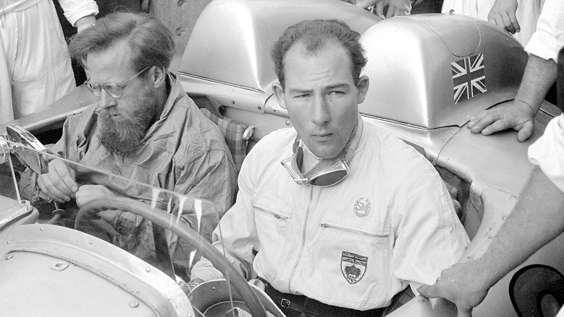 Mille Miglia 1955: Mein Leben ist dein Leben