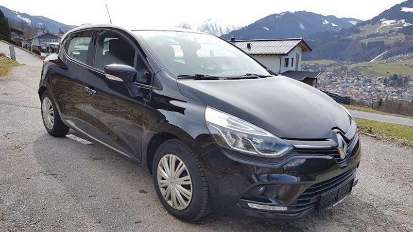 Renault Clio Zen Energy TCe 90 (verkauft)