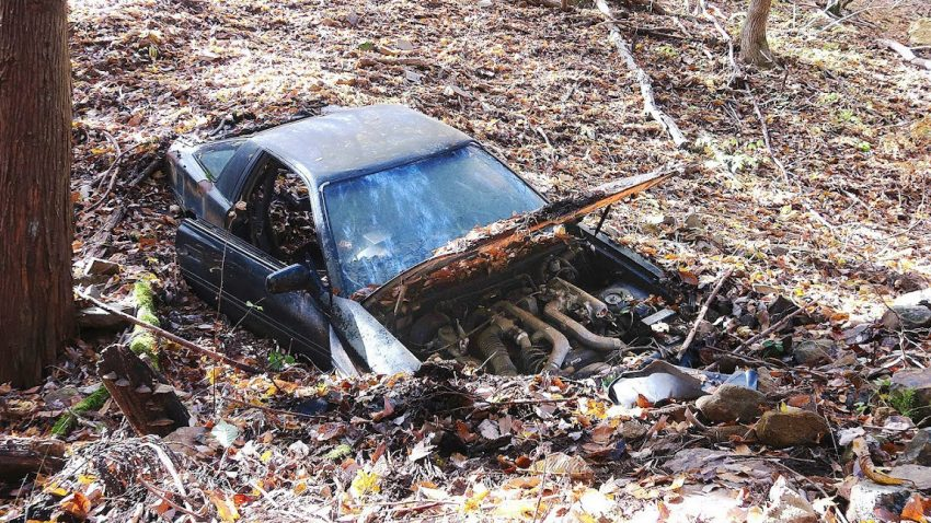 Die Legende des unrettbaren Toyota Supra