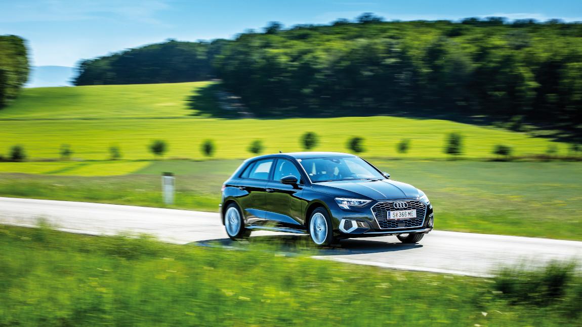 Audi A3 Sportback: Herrenjahre