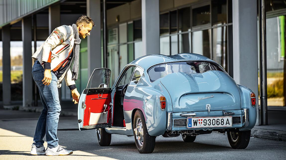 Abarth 750 GT Zagato Double Bubble: Puzzle für Fortgeschrittene