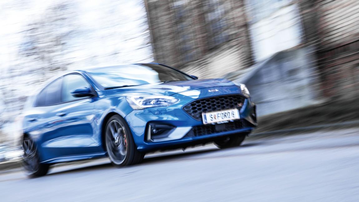 Ford Focus ST: Der Saft sei mit euch